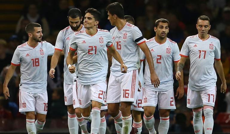 Gales 1-4 España amistoso: España goleó a Gales y llegó a su tercer triunfo con Luis Enrique