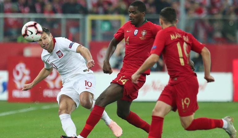 portugal polonia liga de naciones resumen goles: Portugal se impone a Polonia y lidera el grupo 3 de la Liga de Naciones