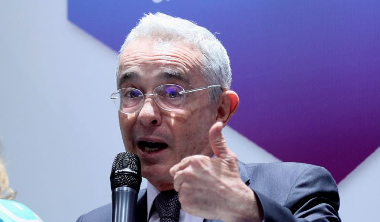 Alvaro Úribe Vélez