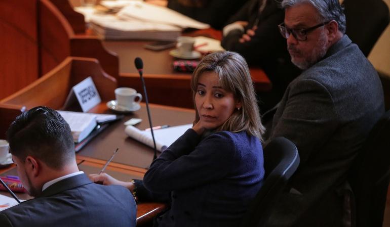 Hilda Niño: Ocupan bienes de la ex fiscal Hilda Niño