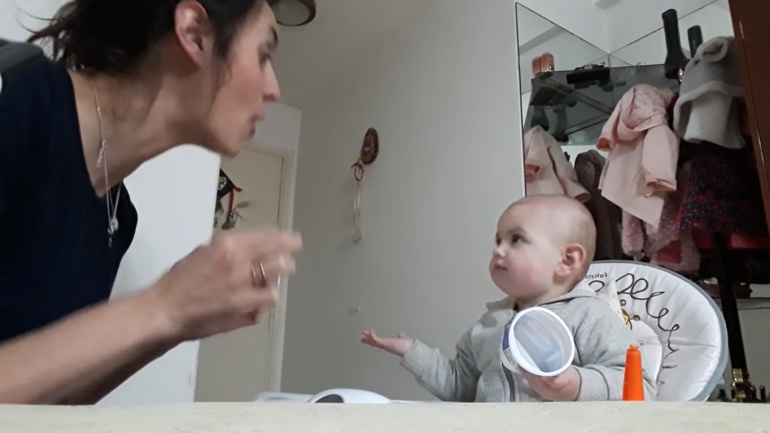 Videos virales: Bebé argentina se apodera de las redes sociales