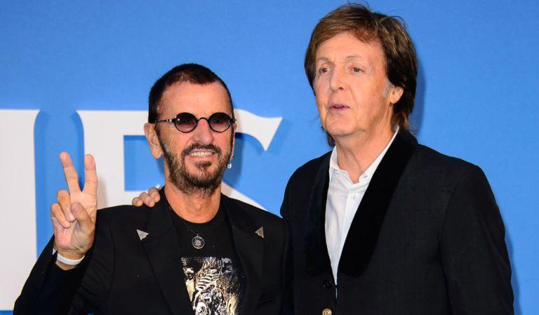 Ringo Starr niega haber participado en las 'masturbaciones' en los Beatles