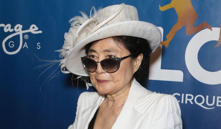 Yoko Ono lanza una nueva versión de 'Imagine' de John Lennon
