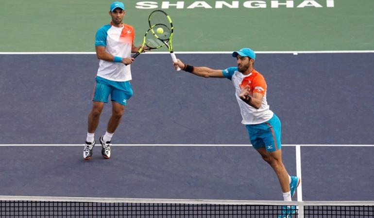 Farah Cabal Masters 1000 Shanghai: Farah y Cabal cayeron en semifinales del Masters 1000 de Shanghai