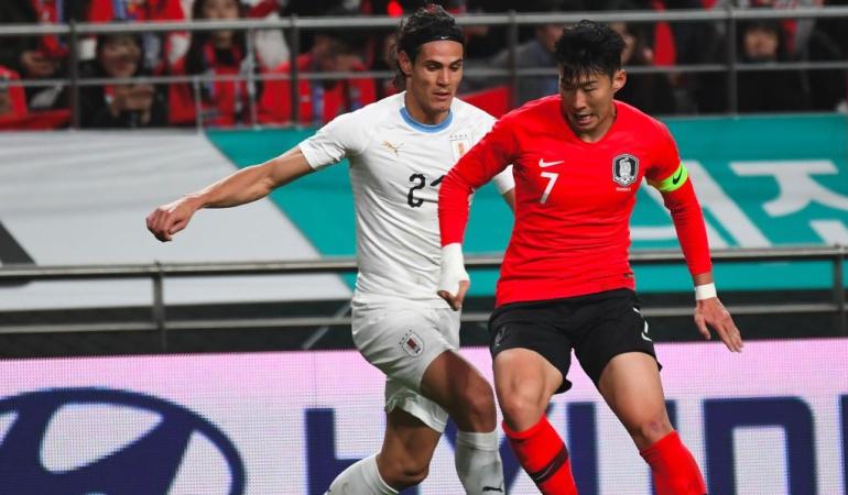 Corea del Sur 2-1 Uruguay amistoso: Corea del Sur sorpendió a Uruguay y lo derrotó en compromiso amistoso