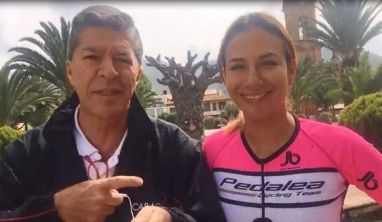 Natalia Muñoz Juegos Nacionales 2015 embarazada: Natalia Muñoz, campeona de los Juegos Nacionales estando embarazada