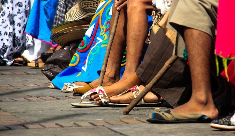"""Estafas: La """"Gran Estafa"""" indígena"""