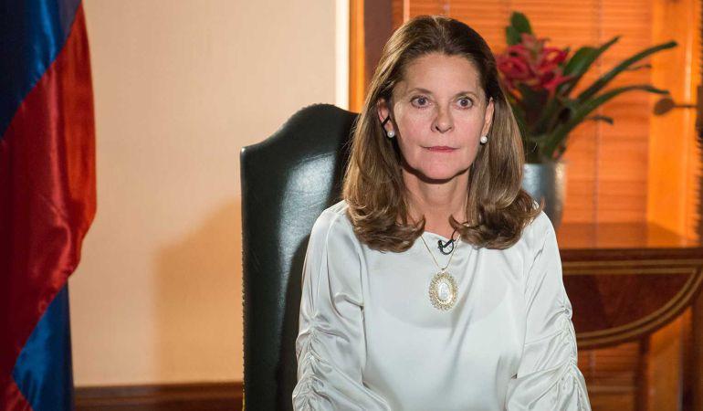 Farc no cumplió obligación de devolver los niños reclutados: Vicepresidenta