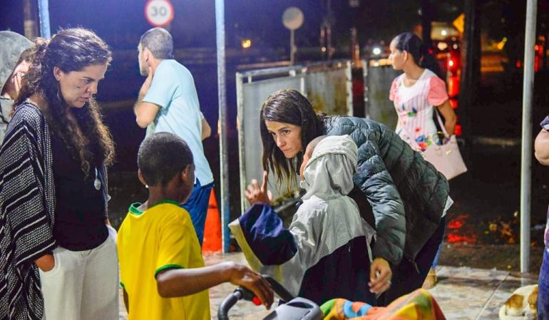 Venezolanos en Colombia: Colombia ofrece atención integral a 51.000 menores venezolanos
