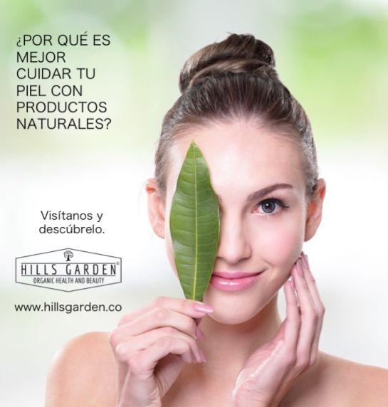 Hills Garden.: Hills Garden: de la naturaleza a su piel
