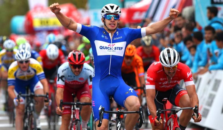 Álvaro Hodeg Vuelta a Turquía: Álvaro Hodeg triunfó en la quinta etapa de la Vuelta a Turquía