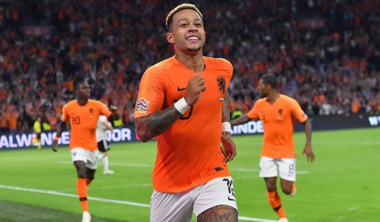 alemania holanda goles amistoso liga de las naciones: Holanda golea a Alemania y llega golpeado para enfrentar a Francia