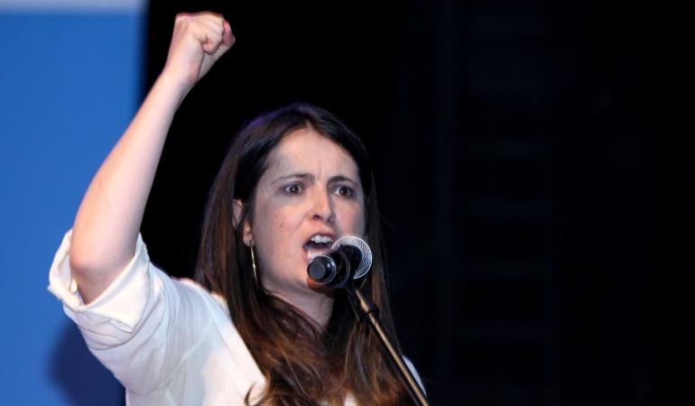 Propuesta Paloma Valencia educación pública: Paloma Valencia plantea que egresados cofinancien la educación pública