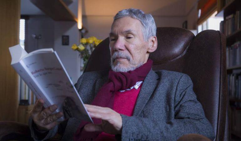 Falleció el escritor Roberto Burgos Cantor