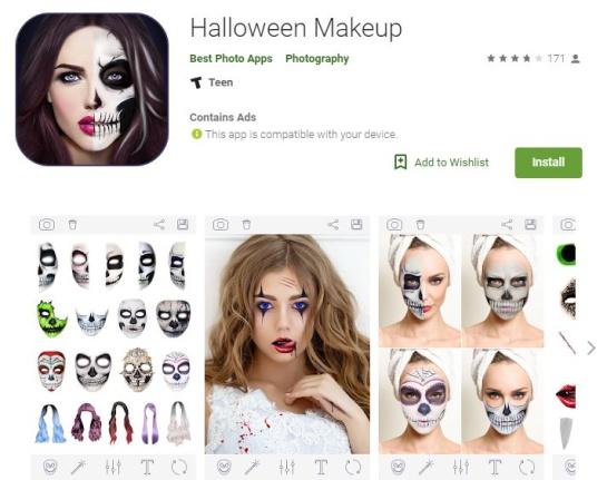 Aplicaciones Halloween: Aplicaciones útiles para la noche de Halloween
