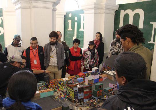 Charla Bronx: 'El Bronx' renace a través del arte