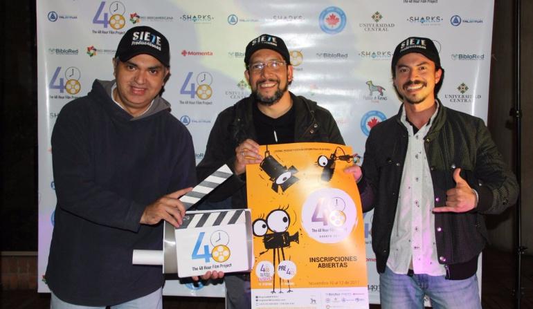 Proyecto 48: Haga un cortometraje de 8 minutos en 48 horas