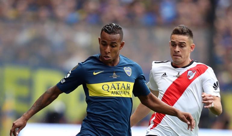 Boca Vs River, Final Copa Libertadores: Boca y River empatan 2-2 en la primer final de la Libertadores