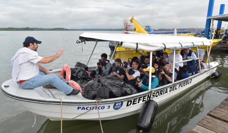 """Conflicto en Colombia: Negret: """"Esta zona nunca ha salido del conflicto"""""""
