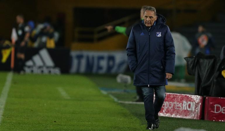 Miguel Angel Russo no es más técnico de Millonarios: Miguel Angel Russo no continuará como técnico de Millonarios