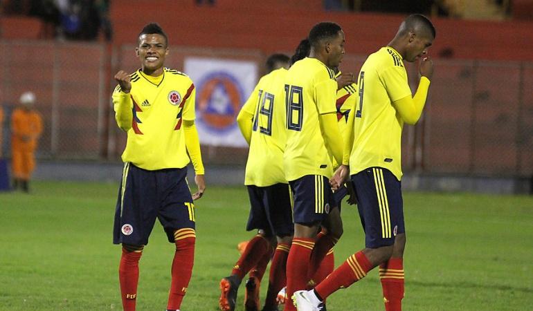 sudamericano de chile sub 20 seleccion colombia sub 20 grupos: La Selección Sub-20 se medirá ante Brasil, Venezuela, Chile y Boliva