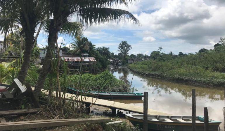 Coca, Minería ilegal.: La radiografía del 'Andén del Pacífico': El Naya y López de Micay