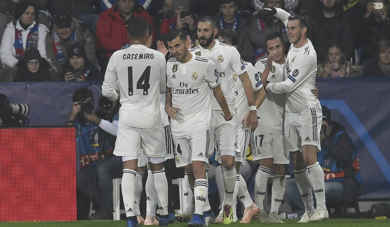 real madrid champions league goles resumen en vivo: Real Madrid arrasó al Viktoria Plzen y recuperó confianza