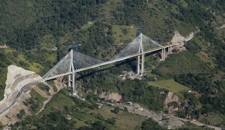 Puentes: Puente Hisgaura si tuvo falta de rigor en su construcción: SCI