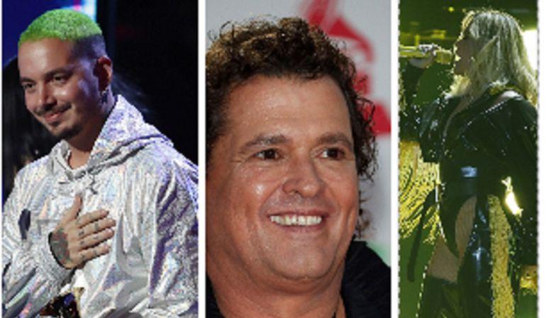 Colombianos en el Latin Grammy: Los artistas colombianos que dicen ¡presente! en los Latin Grammy
