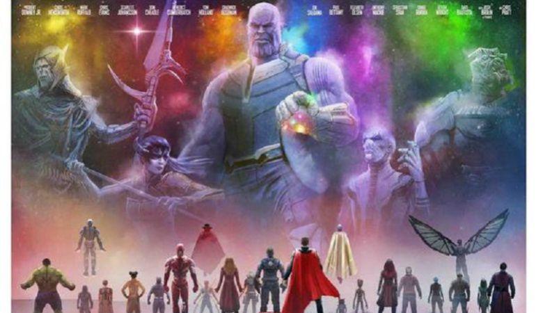 ¡Todo listo! Ya inició la cuenta regresiva para Avengers 4