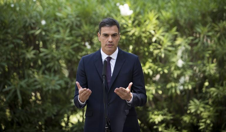 Intento asesinato Pedro Sánchez: Detenido un hombre por intención de matar a Pedro Sánchez