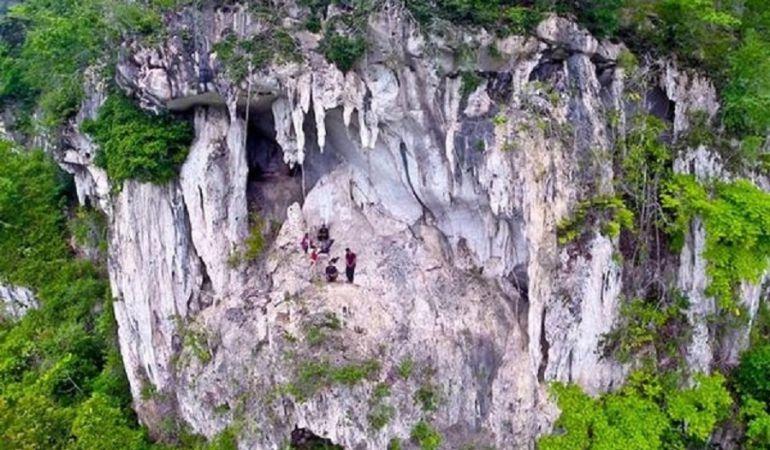 Hallazgo Obra de arte: Luego de 40.000 años descubren la obra de arte más antigua del mundo