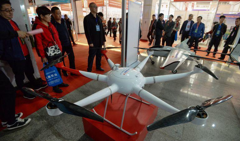 ¡Muy avanzado! La nueva apuesta de domicilios con dron