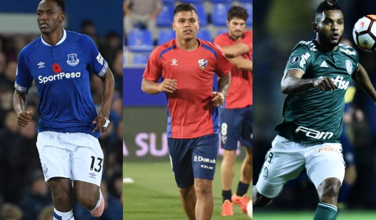 Programación jugadores Selección Colombia: Así les fue a los jugadores de la Selección en sus clubes el fin de semana