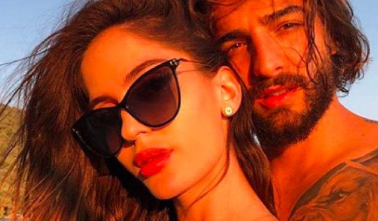 La novia de Maluma cuenta su intimidad.: Natalia Barulich cuenta como es la intimidad de su novio Maluma