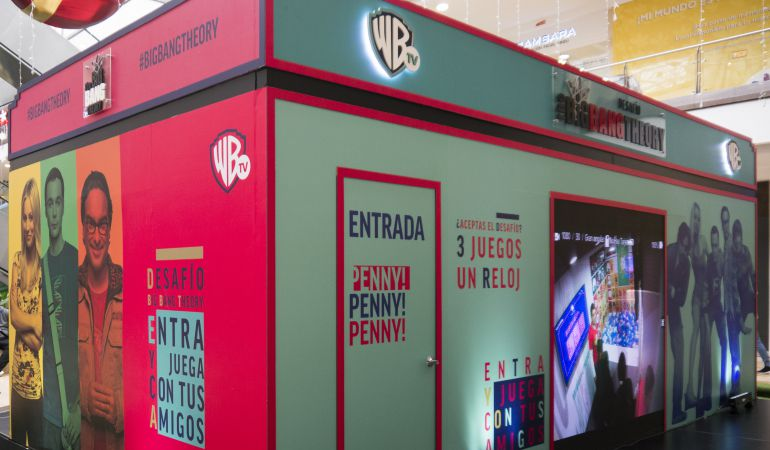 desafío Big Bang Theory: El desafío Big Bang Theory llega a Bogotá