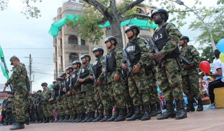 Servicio militar: Ejército busca a 3.000 jóvenes para incorporación voluntaria