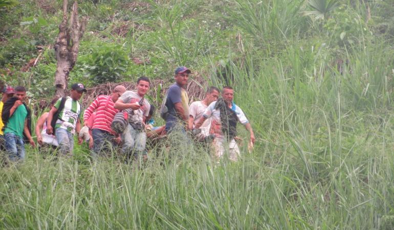 Protesta campesina: Se levanta protesta campesina por medidas represivas del Estado colombiano