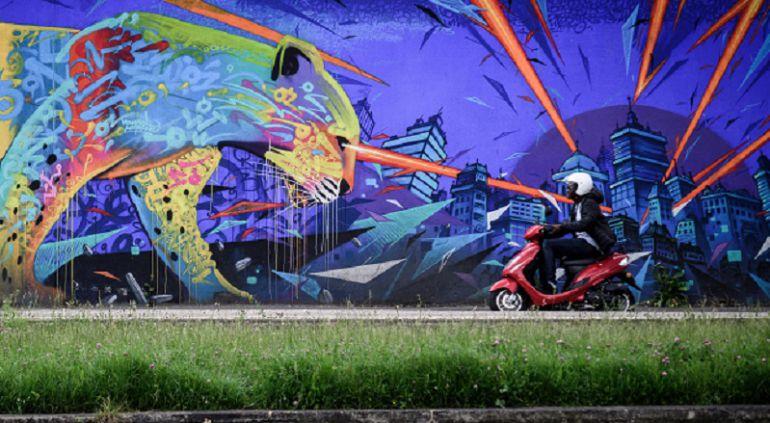 Cabify se suma al 'boom'de las motos eléctricas
