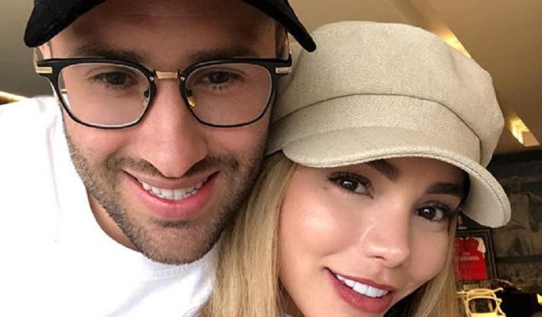 Los cambios de la esposa de David Ospina: ¡Cambiadísima! así lucia la esposa de David Ospina previo a las cirugías