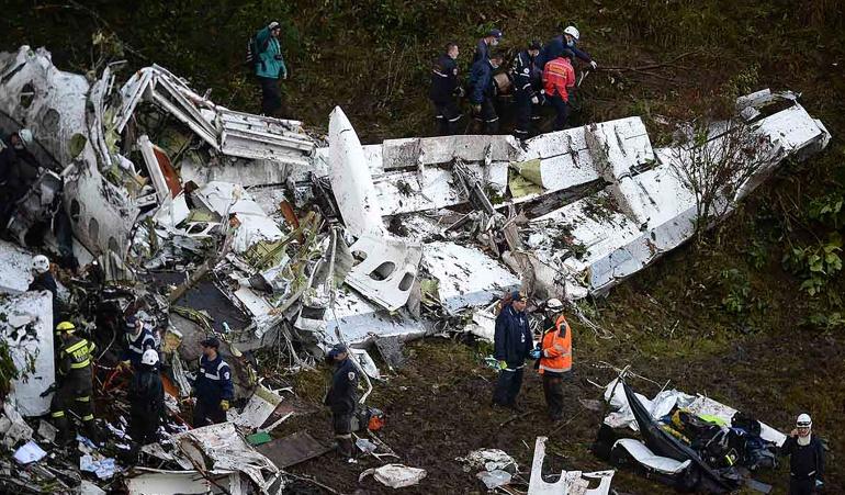 chapecoense avion cnn cocaina accidente: Periodistas de CNN investigaron si avión de Chapecoense transportó cocaína