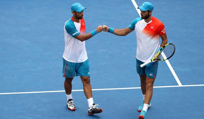Triunfazo de Cabal y Farah en el inicio de las Finales ATP