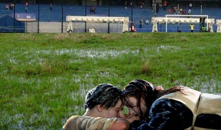 memes boca juniors lluvia bombonera libertadores: Lluvia de memes: Las redes reaccionaron tras la suspensión de Boca-River