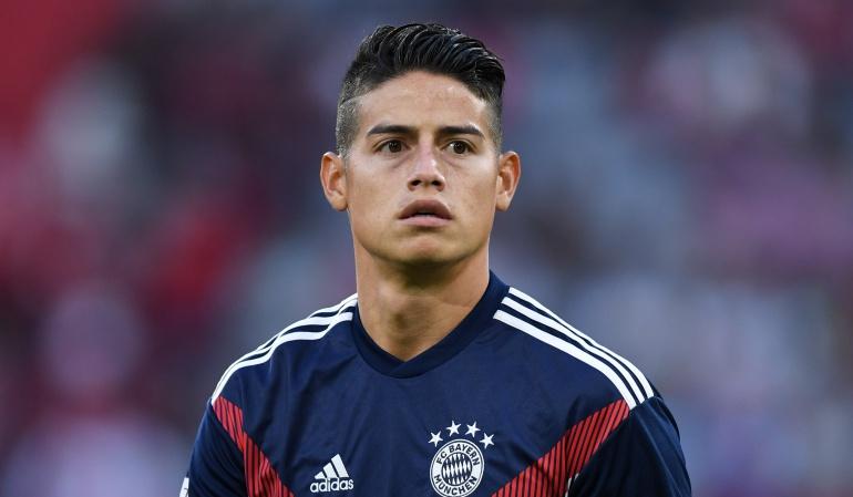 clasico aleman bayern munich borussia james rodriguez: Desde el banco de suplentes, James vio la derrota del Bayern Múnich