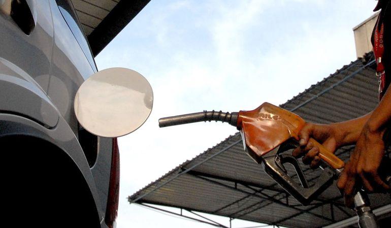 Precio de la gasolina sube $81 en Cúcuta