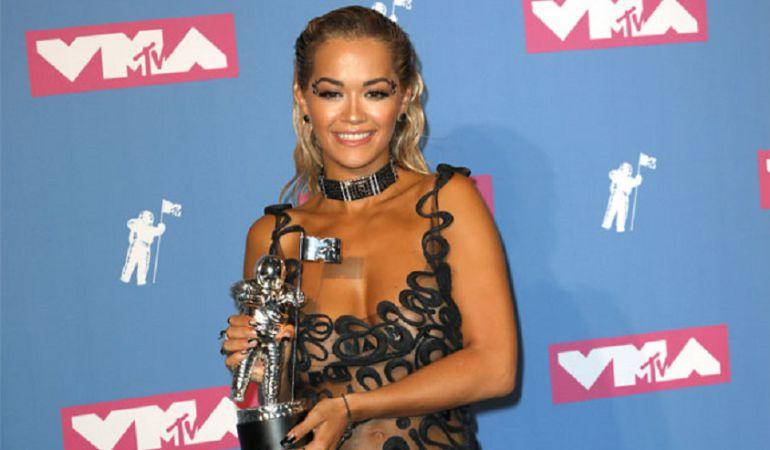 Rita Ora habla sobre la falta de sexo en su vida