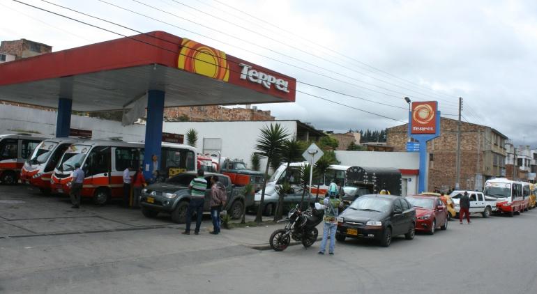 Aumento en el combustible en Colobia: Canasta familiar subirá por incremento al precio de combustible: Asopartes