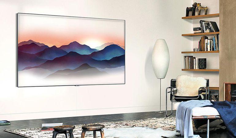 Samsung trabaja en una televisión que se controle con la mente