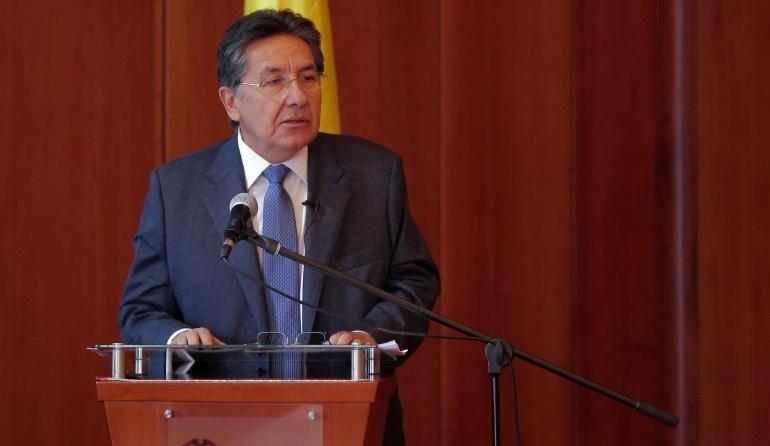 Implican a fiscal general de Colombia en escándalo de Odebrecht