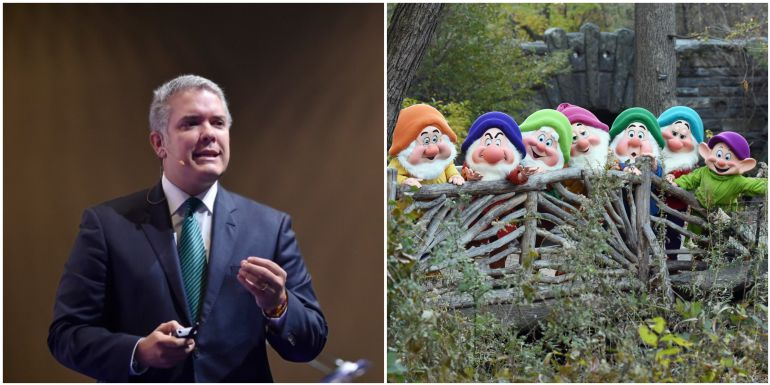 """La Economía Naranja tiene 7 principios """"como los 7 enanitos"""": Duque"""
